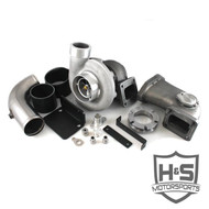 08-10 Ford 6.4L Single Turbo Kit (Made To Order)