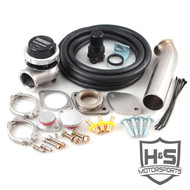 08-10 Ford 6.4L Wastegate Kit