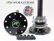REVOLUTION GEAR 07-15 Jeep JK, Rubicon US Made Rear Axle Kit