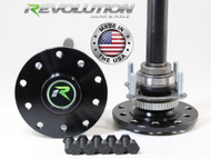 REVOLUTION GEAR 07-15 Jeep JK, X & Sahara US Made Rear Axle Kit