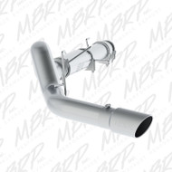 "2004.5-2007 DODGE 5.9L CUMMINS MBRP 5"" INSTALLER SERIES CAT-BACK EXHAUST SYSTEM S61180AL"