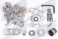 6.0L OEM FRONT ENGINE COVER KIT - EARLY BUILD