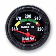 1994-1997 FORD 7.3L POWERSTROKE BANKS POWER DYNAFACT OIL TEMP GAUGE 64110