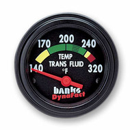 BANKS POWER DYNAFACT TRANSMISSION TEMP GAUGE 64125 UNIVERSAL - 140-320F
