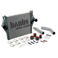 2007.5-2008 DODGE 6.7L CUMMINS BANKS POWER TECHNI-COOLER INTERCOOLER SYSTEM 25983