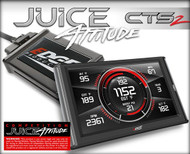 1998.5-2000 DODGE 5.9L CUMMINS EDGE PRODUCTS 31700 COMPETITION JUICE WITH ATTITUDE CTS2 MONITOR