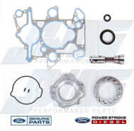 6.0L OEM FRONT COVER GASKET KIT REGULATOR & OIL PUMP