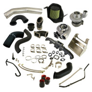 2010-2012 DODGE 6.7L CUMMINS -BD-POWER 1045787 COBRA TWIN TURBO KIT S366SX-E/S486