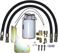 1994-1997 FORD 7.3L POWERSTROKE E4OD TRANS. /BD-POWER IN-LINE TRANSMISSION FILTER KIT #1064012