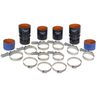 1999.5-2003 FORD 7.3L POWERSTROKE /BD-POWER 1047030 INTERCOOLER HOSE & CLAMP KIT
