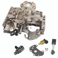 2003-2007 DODGE 5.9L CUMMINS /BD-POWER 1030423E VALVE BODY WITH GOV. PRESSURE SOLENOID & TRANSDUCER