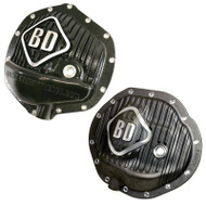 2003-2013 DODGE RAM 2500 4WD | 2003-2012 DODGE RAM 3500 4WD /BD-POWER 1061827 FRONT & REAR DIFFERENTIAL COVER PACK