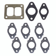 2007.5-2017 DODGE 6.7L CUMMINS / BD-POWER 1045992-T4 EXHAUST MANIFOLD GASKET SET