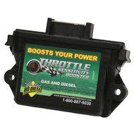 1998.5-2002 DODGE 5.9L CUMMINS (MANUAL TRANS.) / BD-POWER 1057730 THROTTLE SENSITIVITY BOOSTER