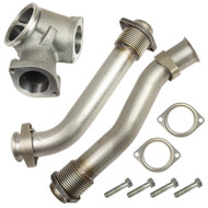 1999.5-2003 FORD 7.3L POWERSTROKE / BD-POWER 1043900 UP-PIPES
