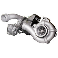 2008-2010 FORD 6.4L POWERSTROKE (HIGH & LOW PRESSURE) / BD-POWER REMANUFACTURED OEM EXCHANGE TURBOCHARGER ASSEMBLY 179514-B