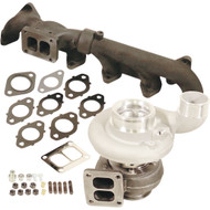 2007.5-2018 DODGE 6.7L CUMMINS / BD-POWER 1045299 IRON HORN S369SXE/80 1.00 AR TURBO KIT