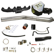 2003-2007 DODGE 5.9L CUMMINS / BD-POWER 1045703 RUMBLE B S400 TURBO INSTALLATION KIT
