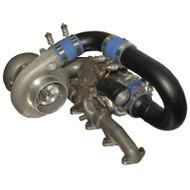 2003-2007 DODGE 5.9L CUMMINS W/ BD-POWER TOW TWINS / BD-POWER 1045440 R700 TWIN TURBO UPGRADE KIT
