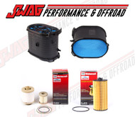 6.0L OEM MOTORCRAFT MAINTENANCE SERVICE KIT - AIR OIL & FUEL FILTERS