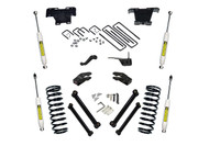 "94-99 Ram 2500/3500 4WD - Diesel/V10 - w/SR Shocks / Superlift 5"" Lift Kit  Part #K334"