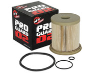 97-99 Dodge Diesel Trucks 97-99 L6-5.9L (td) / AFE Pro GUARD D2 Fuel Filter