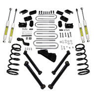 "10-13 Ram 2500/10-12 3500 4WD w/ Bilstein Shocks or w/ SR Shocks - Diesel / Superlift 6"" Lift"