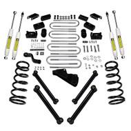 "10-13 Ram 2500/10-12 3500 4WD w/ Bilstein Shocks or w/ SR Shocks - Diesel / Superlift 6"" Lift"