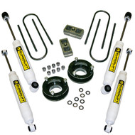 "03-13 Ram 2500/03-12 3500/06-13 1500 Mega Cab 4WD / Superlift 2"" Level 1 Lift Kit part#K1005"
