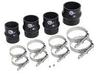 2007.5-2009 DODGE 6.7L CUMMINS (FITS AFE 46-20034-B INTERCOOLER TUBES) / AFE 46-20030A BLADERUNNER REPLACEMENT HOSE & CLAMP KIT