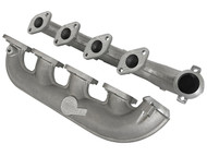 2003-2007 FORD 6.0L POWERSTROKE / AFE 46-40094 BLADERUNNER PORTED DUCTILE IRON EXHAUST MANIFOLDS