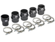 2011-2016 GM 6.6L DURAMAX (FITS AFE INTERCOOLER PIPES) / AFE 46-20110A BLADERUNNER REPLACEMENT COUPLING & CLAMP KIT
