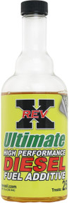 FOR ALL DIESEL ENGINES / REV-X ULT0801 ULTIMATE HIGH PERFORMANCE DIESEL FUEL ADDITIVE