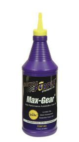 ROYAL PURPLE 75W-140 SYNTHETIC GEAR OIL 01301