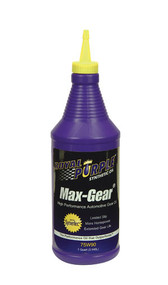 ROYAL PURPLE 75W-90 SYNTHETIC GEAR OIL 01300