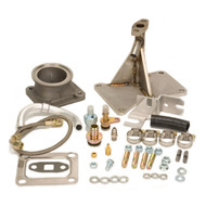 2003-2007 FORD 6.0L POWERSTROKE / TURBONETICS 11313 T4 PEDESTAL KIT