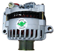 2003-2005 FORD 6.0L POWERSTROKE / MEAN GREEN HIGH OUTPUT ALTERNATOR 8306