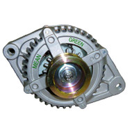 1999-2002 DODGE 5.9 CUMMINS / MEAN GREEN 1339 HIGH OUTPUT ALTERNATOR