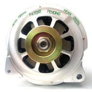 1996-2000 GM 6.5L DIESEL / MEAN GREEN HIGH OUTPUT ALTERNATOR 8206