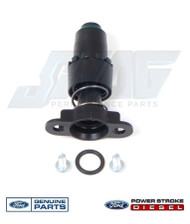 6.0L OEM FUEL FILTER HOUSING RETURN TUBE