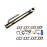 2003-2004 FORD 6.0L POWERSTROKE (ROUND COOLER) (BUILT BEFORE 9/22/03) / BOSTECH EGR501 EGR COOLER