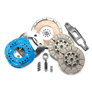 1999-2003 FORD 7.3L POWERSTROKE (850HP & 1400 FT-LBS.) / SOUTH BEND SSFDD3600CB6 SUPER STREET DUAL DISC CLUTCH