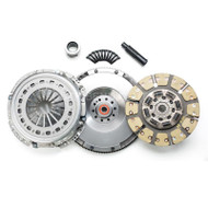 2003-2007 FORD 6.0L POWERSTROKE F250-550 W/6 SPEED TRANSMISSION / SOUTH BEND DYNA MAX CLUTCH (SINGLE MASS FLYWHEEL KIT) (INCL. FLYWHEEL)