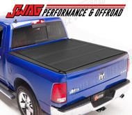 """BAK Industries BAKFlip MX4 Bed Cover For '09-18 Ram Crew Cab 5' 7"""" With Ram Box*"""