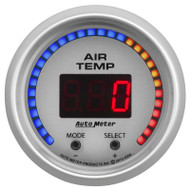 Auto Meter 4358 Ultra-lite Dual Channel Air Temp Gauge 100-300 F