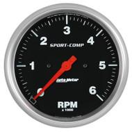 "Auto Meter 3997 Sport-comp 5"" In-dash Tachometer"