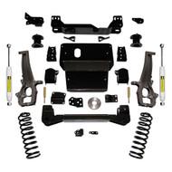 Super Lift 4 inch Lift Kit K119B For 2012-2018 Dodge Ram 1500 4WD *