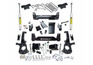 Super Lift 6 inch Lift Kit K150B 2011-2018 Chevy Silverado *