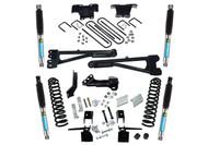 Super Lift 4 inch Radius Arm Lift Kit K165 17-19 Ford F-250 Diesel *
