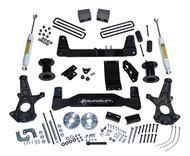 Super Lift 6.5 Inch Lift Kit K181B 2014-2018 Chevy Silverado *